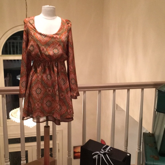 Judith March Dresses & Skirts - Free winged shirt pretty gypsy design